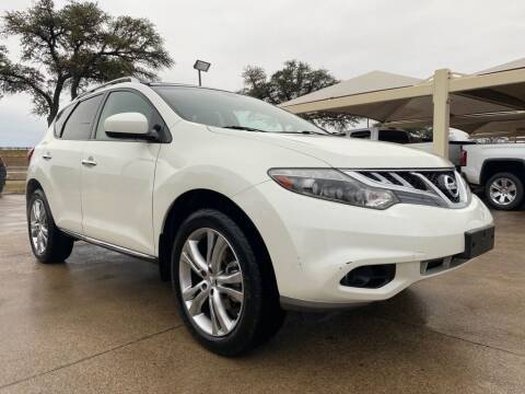 2011 Nissan Murano for sale at Thornhill Motor Company in Hudson Oaks, TX