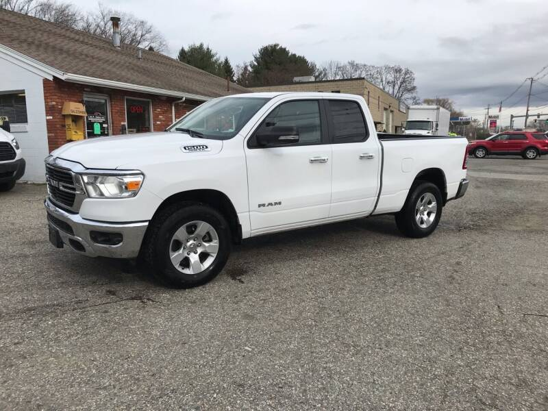2020 RAM Ram Pickup 1500 for sale at J.W.P. Sales in Worcester MA