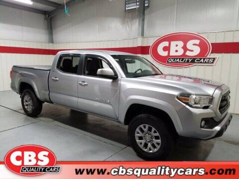 2016 Toyota Tacoma for sale at CBS Quality Cars in Durham NC
