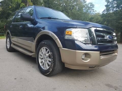 2011 Ford Expedition for sale at Thornhill Motor Company in Lake Worth TX