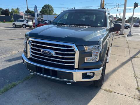 2015 Ford F-150 for sale at National Auto Sales Inc. - Hazel Park Lot in Hazel Park MI