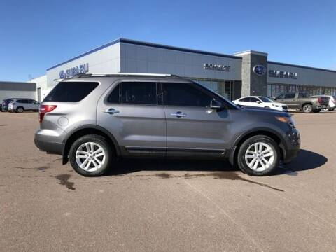 2014 Ford Explorer for sale at Schulte Subaru in Sioux Falls SD
