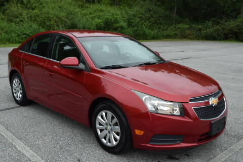 2011 Chevrolet Cruze for sale at CAR TRADE in Slatington PA