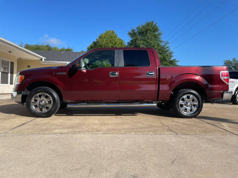 2009 Ford F-150 for sale at H3 Auto Group in Huntsville TX