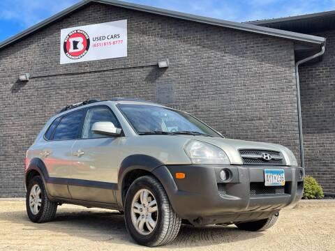 2006 Hyundai Tucson for sale at Big Man Motors in Farmington MN