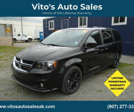 2019 Dodge Grand Caravan for sale at Vito's Auto Sales in Anchorage AK