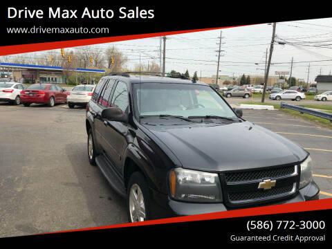 2008 Chevrolet TrailBlazer for sale at Drive Max Auto Sales in Warren MI
