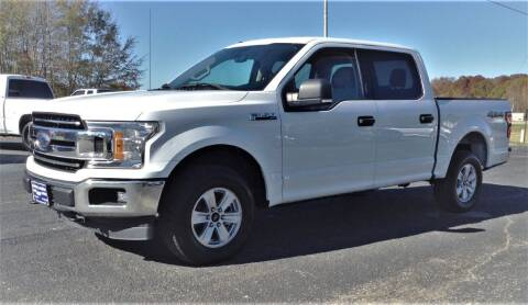 2018 Ford F-150 for sale at Darryl's Trenton Auto Sales in Trenton TN