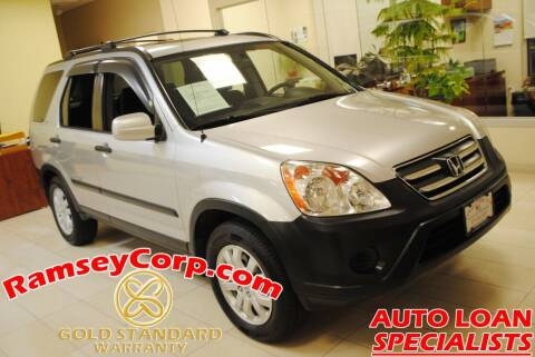 2005 Honda CR-V for sale at Ramsey Corp. in West Milford NJ