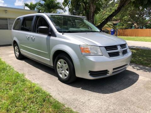2009 Dodge Grand Caravan for sale at Hard Rock Motors in Hollywood FL