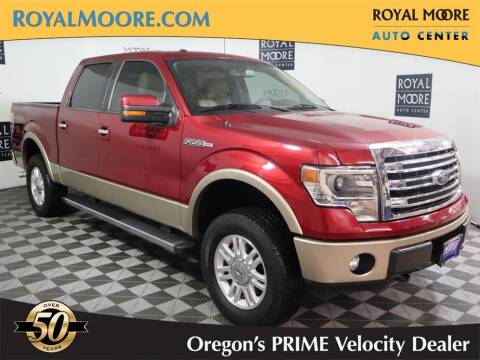 2013 Ford F-150 for sale at Royal Moore Custom Finance in Hillsboro OR