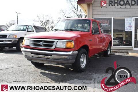 1997 Ford Ranger for sale at Rhoades Automotive in Columbia City IN