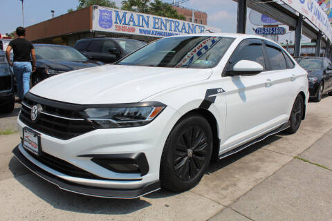 2019 Volkswagen Jetta for sale at MIKEY AUTO INC in Hollis NY