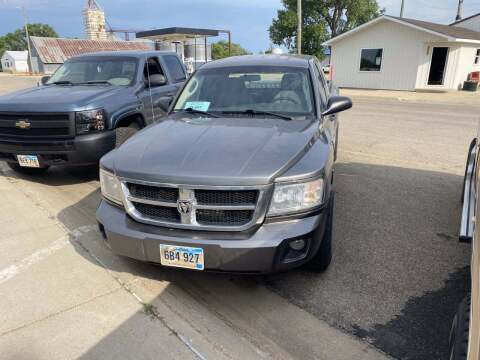 2010 Dodge Dakota for sale at B & B Auto Sales in Brookings SD