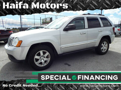 2010 Jeep Grand Cherokee for sale at Haifa Motors in Philadelphia PA