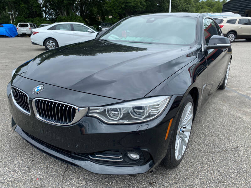 2016 BMW 4 Series for sale at Capital City Imports in Tallahassee FL
