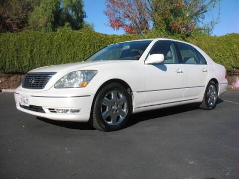 2004 Lexus LS 430 for sale at Mrs. B's Auto Wholesale / Cash For Cars in Livermore CA