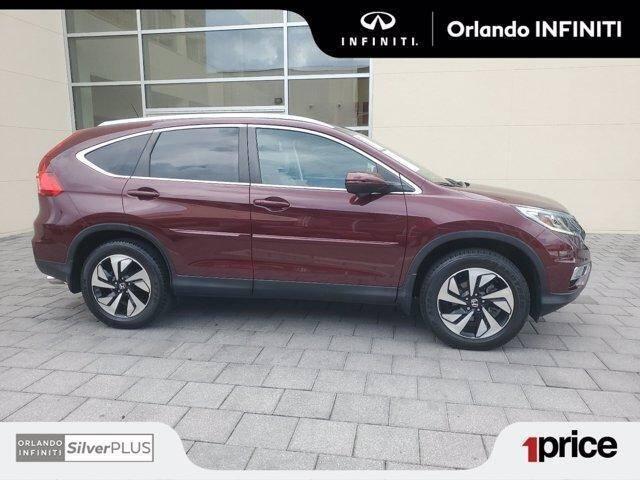 2016 Honda CR-V for sale at Orlando Infiniti in Orlando FL