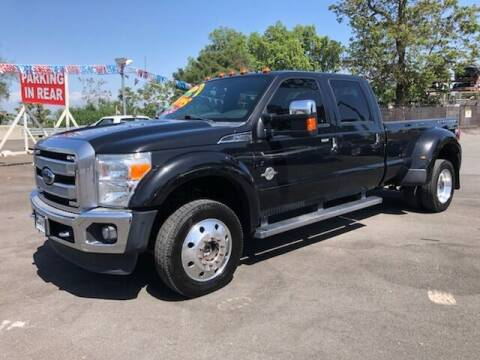 2015 Ford F-450 Super Duty for sale at C J Auto Sales in Riverbank CA