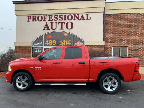2014 RAM Ram Pickup 1500 for sale at Professional Auto Sales & Service in Fort Wayne IN