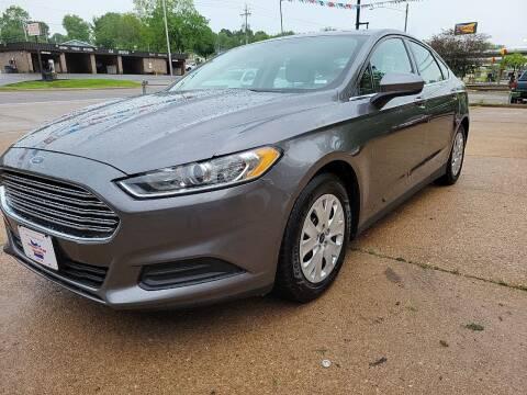 2014 Ford Fusion for sale at County Seat Motors in Union MO