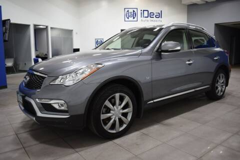 2016 Infiniti QX50 for sale at iDeal Auto Imports in Eden Prairie MN