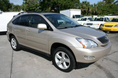 2005 Lexus RX 330 for sale at Mike's Trucks & Cars in Port Orange FL