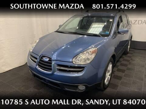 2007 Subaru B9 Tribeca for sale at Southtowne Mazda of Sandy in Sandy UT