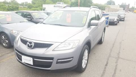2007 Mazda CX-9 for sale at Howe's Auto Sales in Lowell MA