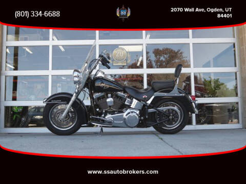 2014 Harley-Davidson FLSTC Heritage Softail Cla for sale at S S Auto Brokers in Ogden UT