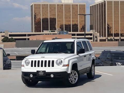 2016 Jeep Patriot for sale at Pammi Motors in Glendale CO