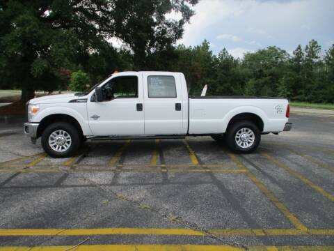 2013 Ford F-250 Super Duty for sale at A & P Automotive in Montgomery AL