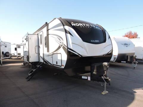 2021 Heartland North Trail Ultra-Lite 33BKSS