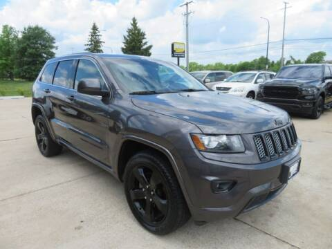 2015 Jeep Grand Cherokee for sale at Import Exchange in Mokena IL
