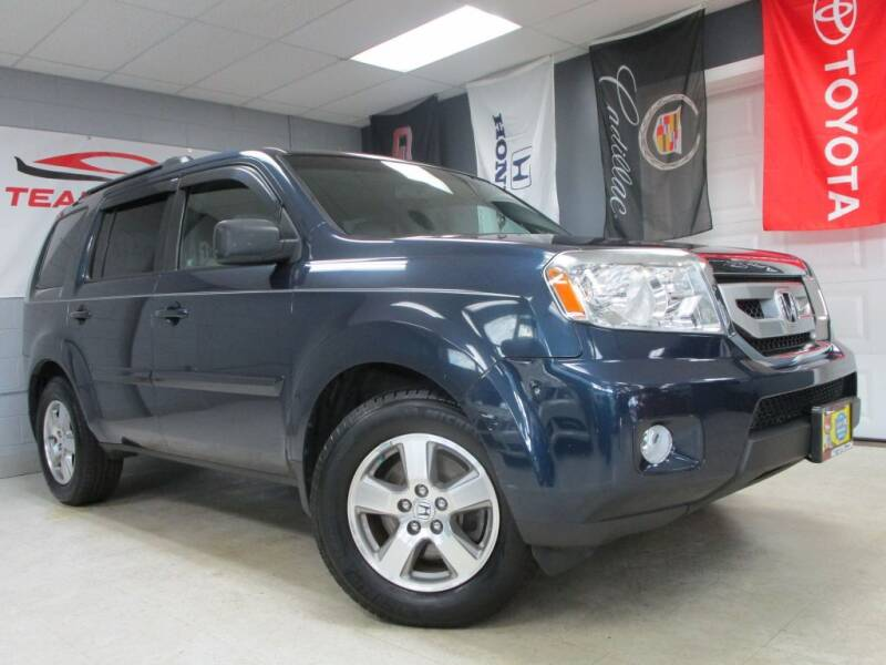 2011 Honda Pilot for sale at TEAM MOTORS LLC in East Dundee IL