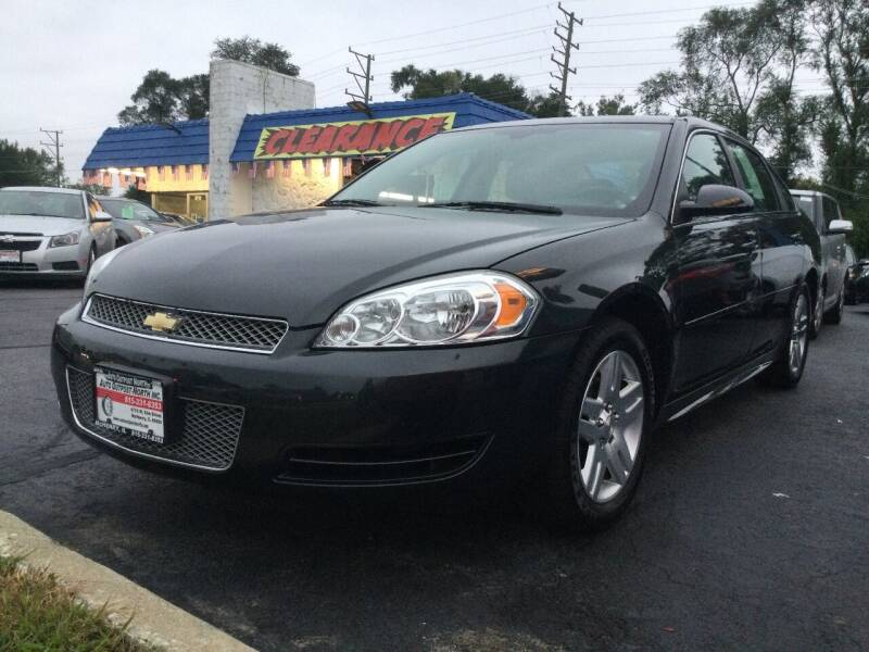 2015 Chevrolet Impala Limited for sale at Auto Outpost-North, Inc. in McHenry IL