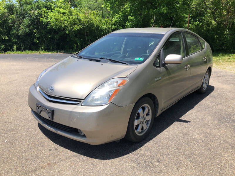 2007 Toyota Prius for sale at Riley Auto Sales LLC in Nelsonville OH