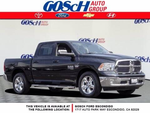 2019 RAM Ram Pickup 1500 Classic for sale at BILLY D SELLS CARS! in Temecula CA