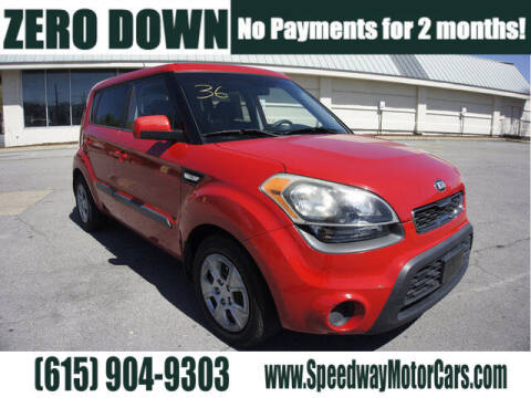 2013 Kia Soul for sale at Speedway Motors in Murfreesboro TN