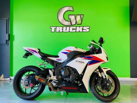 2014 Honda CBR1000rr for sale at GW Trucks in Jacksonville FL
