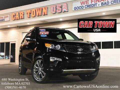 2012 Kia Sorento for sale at Car Town USA in Attleboro MA