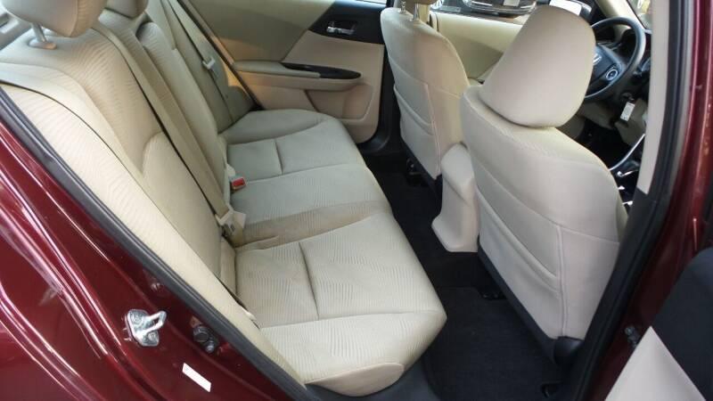2014 Honda Accord LX 4dr Sedan CVT - Albany NY