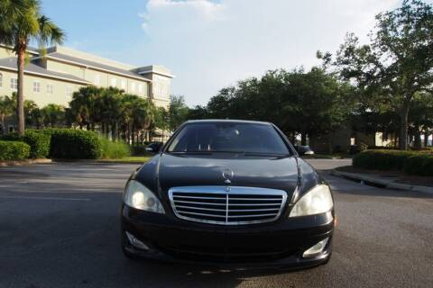 2007 Mercedes-Benz S-Class for sale at Gulf Financial Solutions Inc DBA GFS Autos in Panama City Beach FL