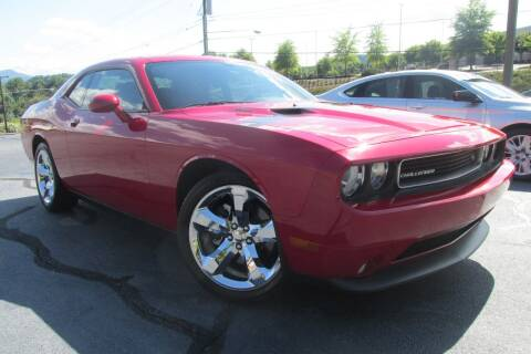 2012 Dodge Challenger for sale at Tilleys Auto Sales in Wilkesboro NC