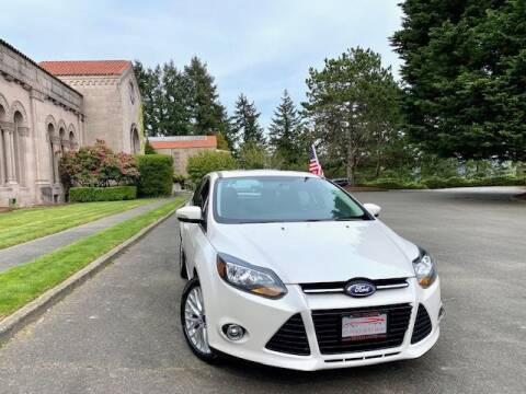 2014 Ford Focus for sale at EZ Deals Auto in Seattle WA