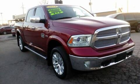 2014 RAM Ram Pickup 1500 for sale at Jim Clark Auto World in Topeka KS