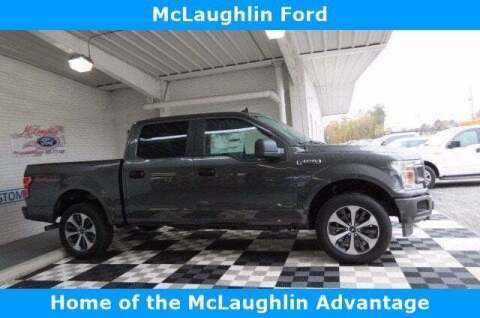 2020 Ford F-150 for sale at McLaughlin Ford in Sumter SC