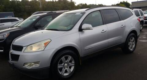 2009 Chevrolet Traverse for sale at Precision Automotive Group in Youngstown OH