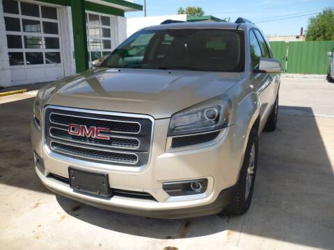 2013 GMC Acadia for sale at Auto Outlet Inc. in Houston TX