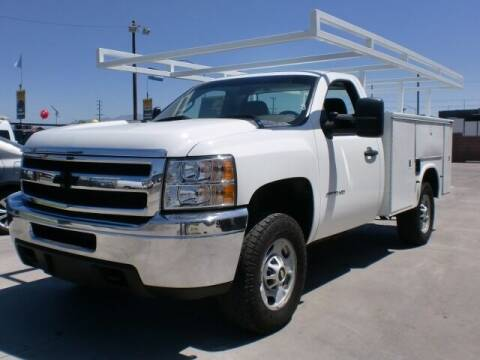 2011 Chevrolet Silverado 2500HD for sale at Williams Auto Mart Inc in Pacoima CA